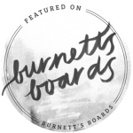 Featured on Burnettes Boards